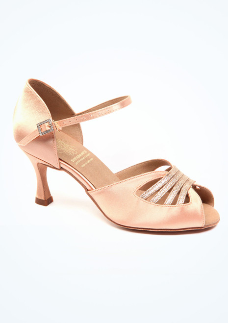 Supadance Kyra Dance Shoe 2.5 Tan. [Tan]""