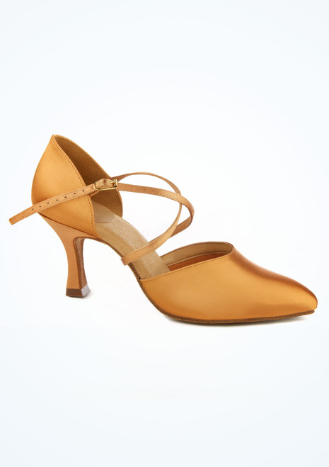Ray Rose Sirocco Satin Dance Shoe 2.5