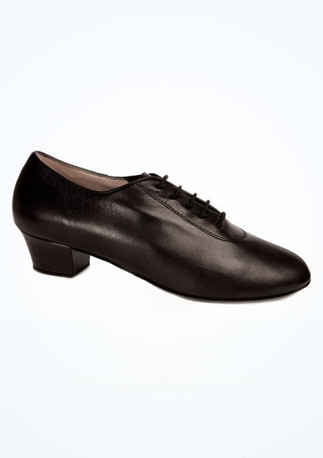 Diamant Harry Ballroom & Latin Shoe 1.5 Cuban Heel Black. [Black]""