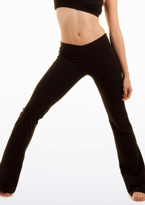 Move Robyn Jazz Pant Black. [Black]
