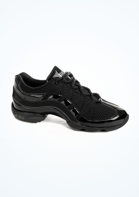 Bloch Wave Dance Sneaker Black. [Black]