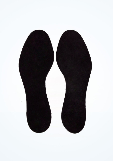 Freed Replacement Suede Soles for Men Black. [Black]