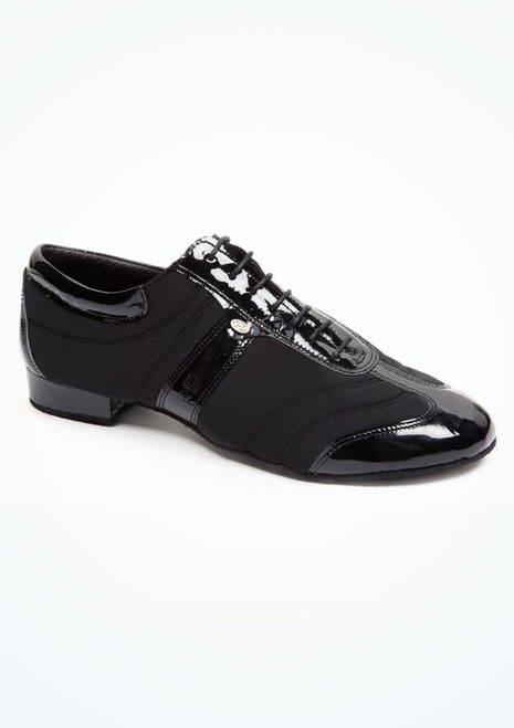 PortDance Pietro Braga Dance Shoe 1 Black. [Black]""