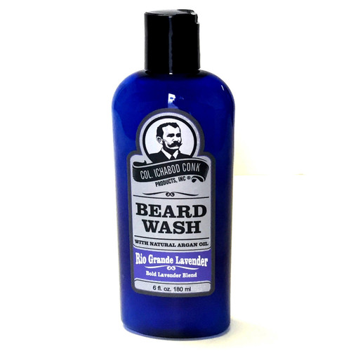 Combines special shampoo, conditioner, aloe and Argan oil designed especially for facial hair. #1350 Moisturises as it cleanses, not only preserving natural oils but neutralising any stray or lingering odours facial hair may have picked up.