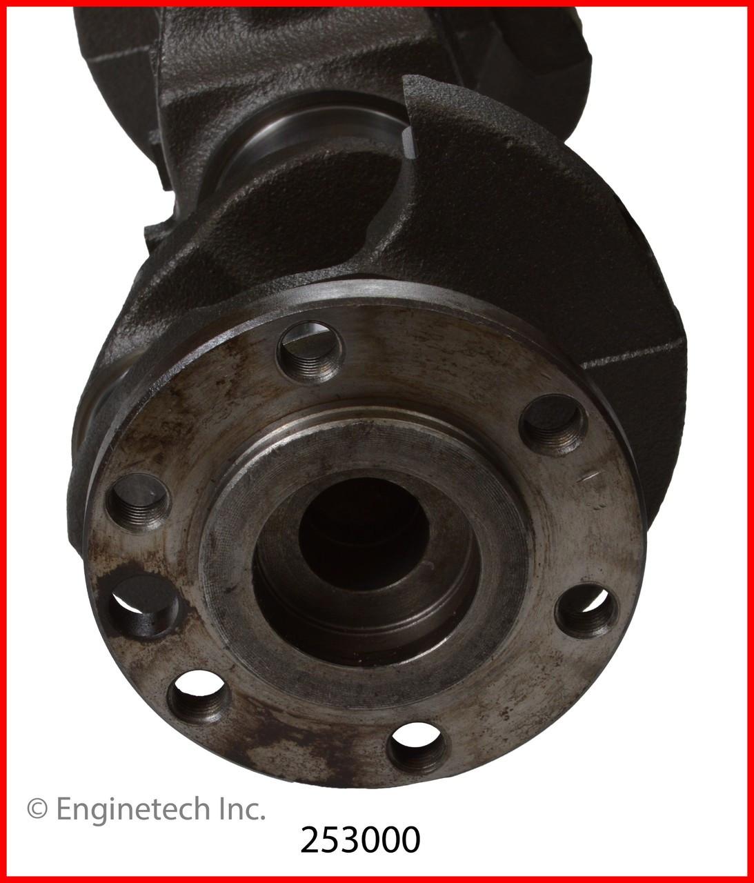 1988 American Motors Eagle 4.2L Engine Crankshaft Kit 253000 -4