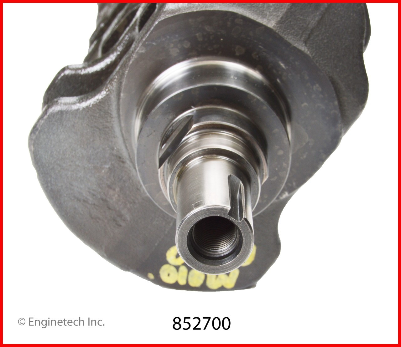 1988 Honda Civic 1.6L Engine Crankshaft Kit 852700 -1