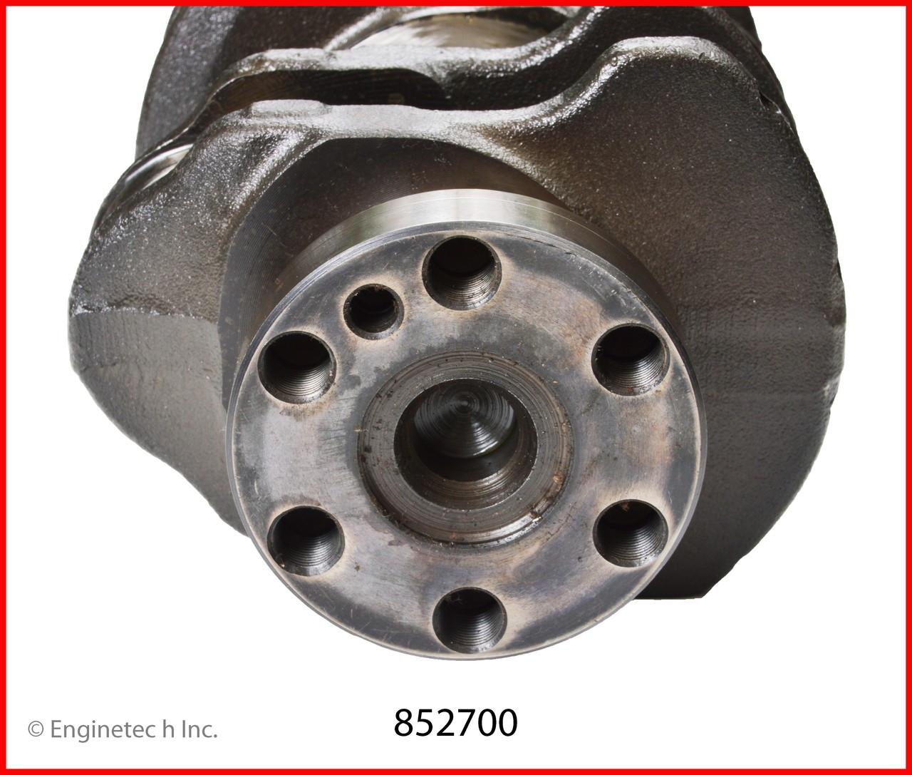 1993 Honda Civic 1.6L Engine Crankshaft Kit 852700 -10
