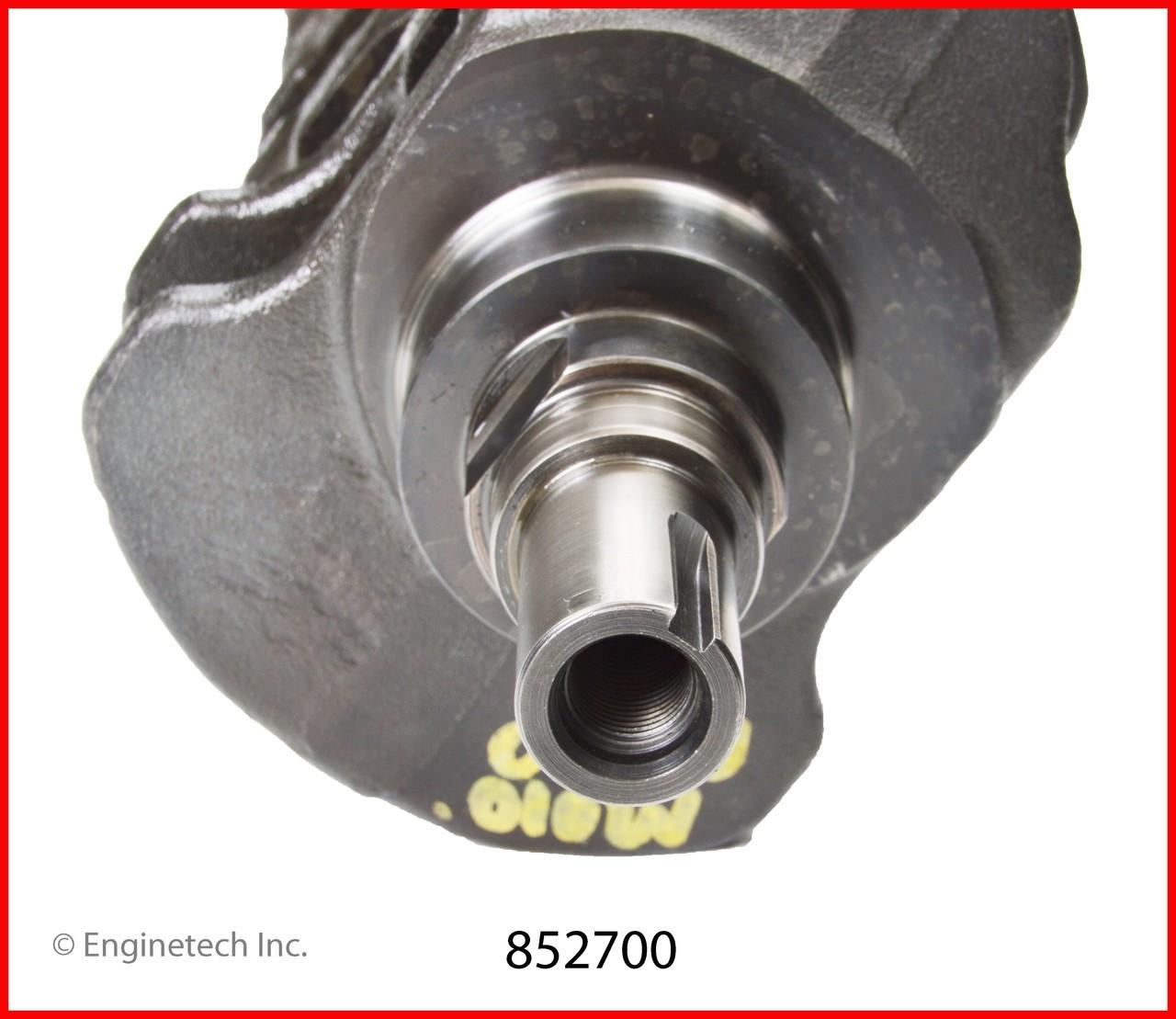 1995 Honda Civic 1.6L Engine Crankshaft Kit 852700 -14