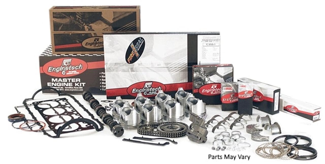 1987 Mazda B2000 2 0l Engine Master Rebuild Kit Mkma2 0dp 2