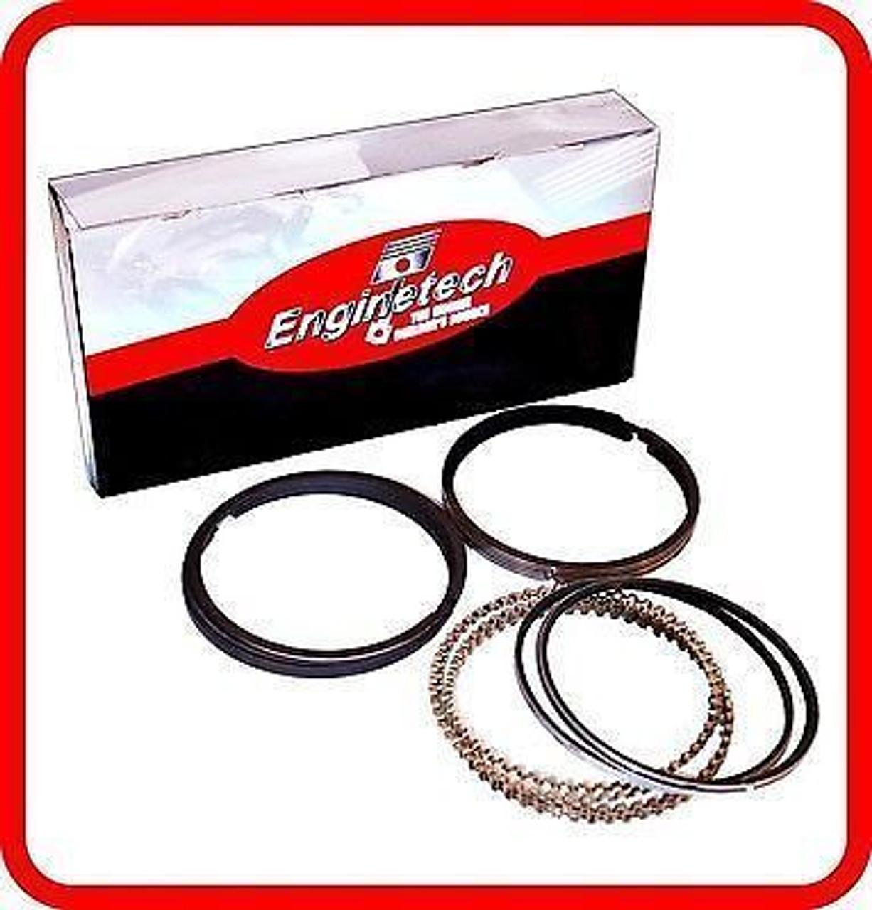Enginetech C39158-030 Engine Piston Ring Set