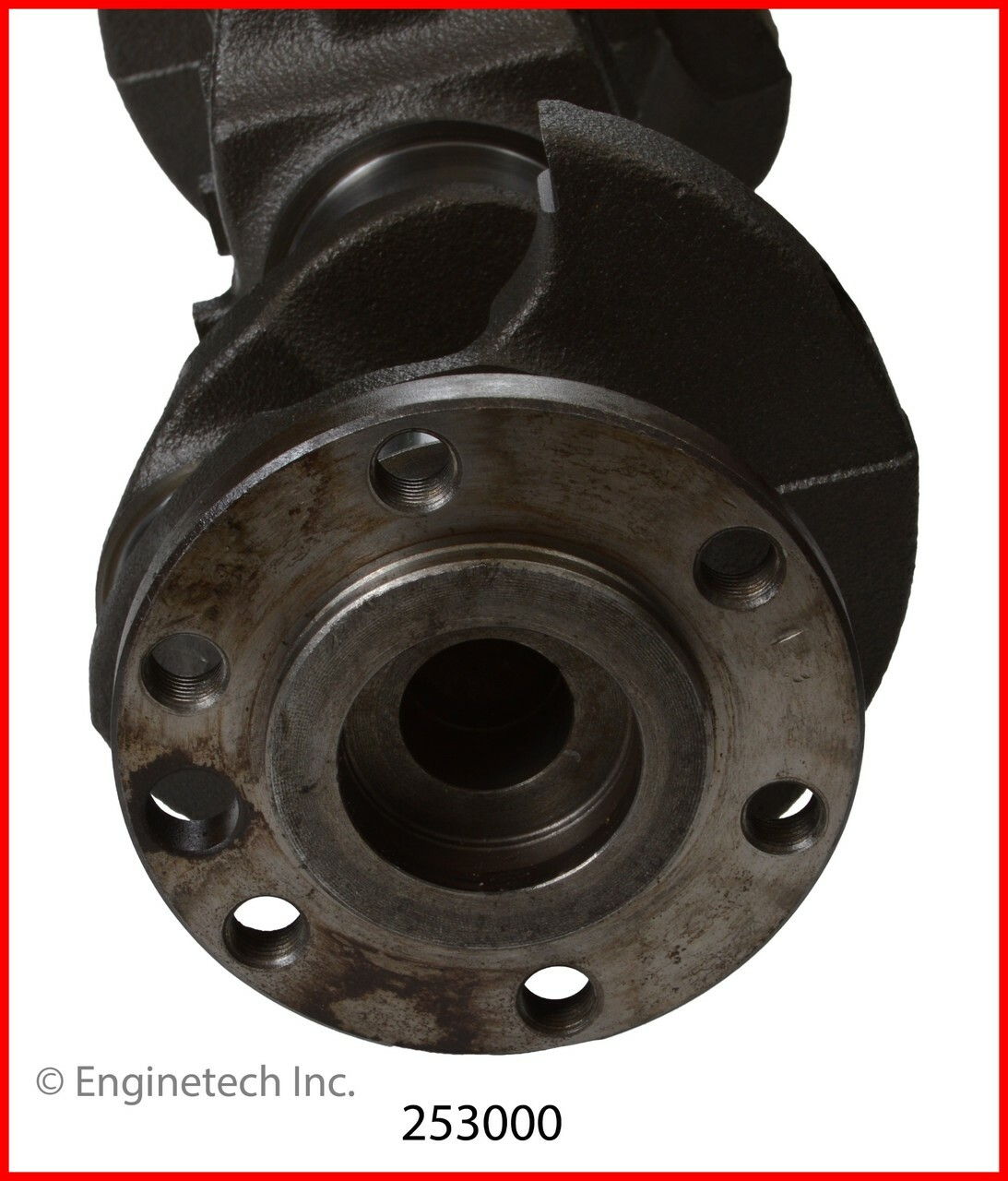 1988 American Motors Eagle 4.2L Engine Crankshaft Kit 253000.P4