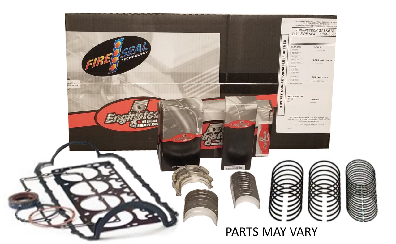 2004 Volkswagen Golf 2.0L Engine Remain Kit (Re-Ring Kit) RMVW2.0P.P18