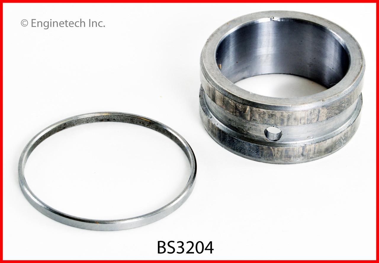 Enginetech RMC134KP Rering Remain Overhaul Kit Steel Rings Bearings Gaskets