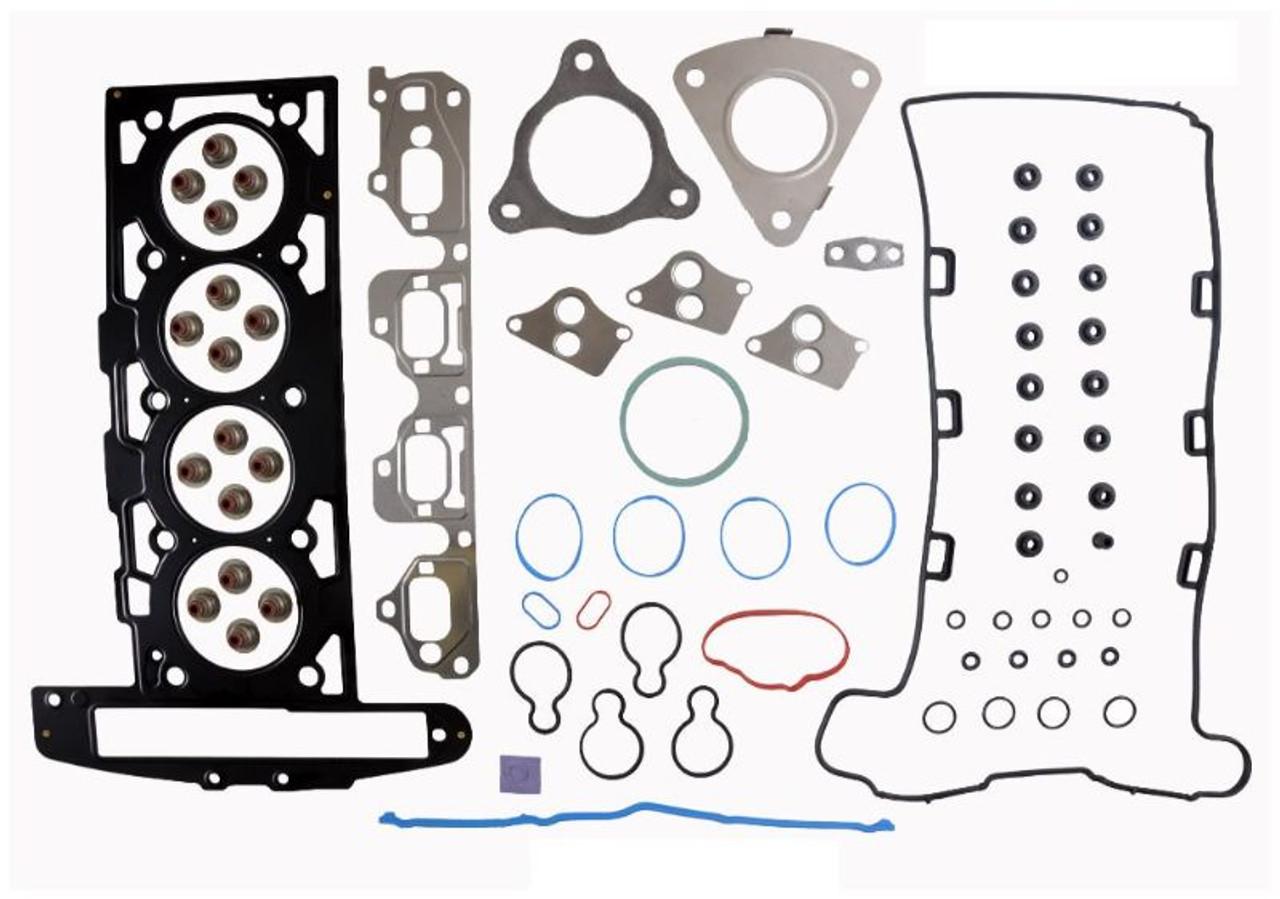 Enginetech HB229 Head Bolt GM 2.2L ECOTEC DOHC 1 Set Required