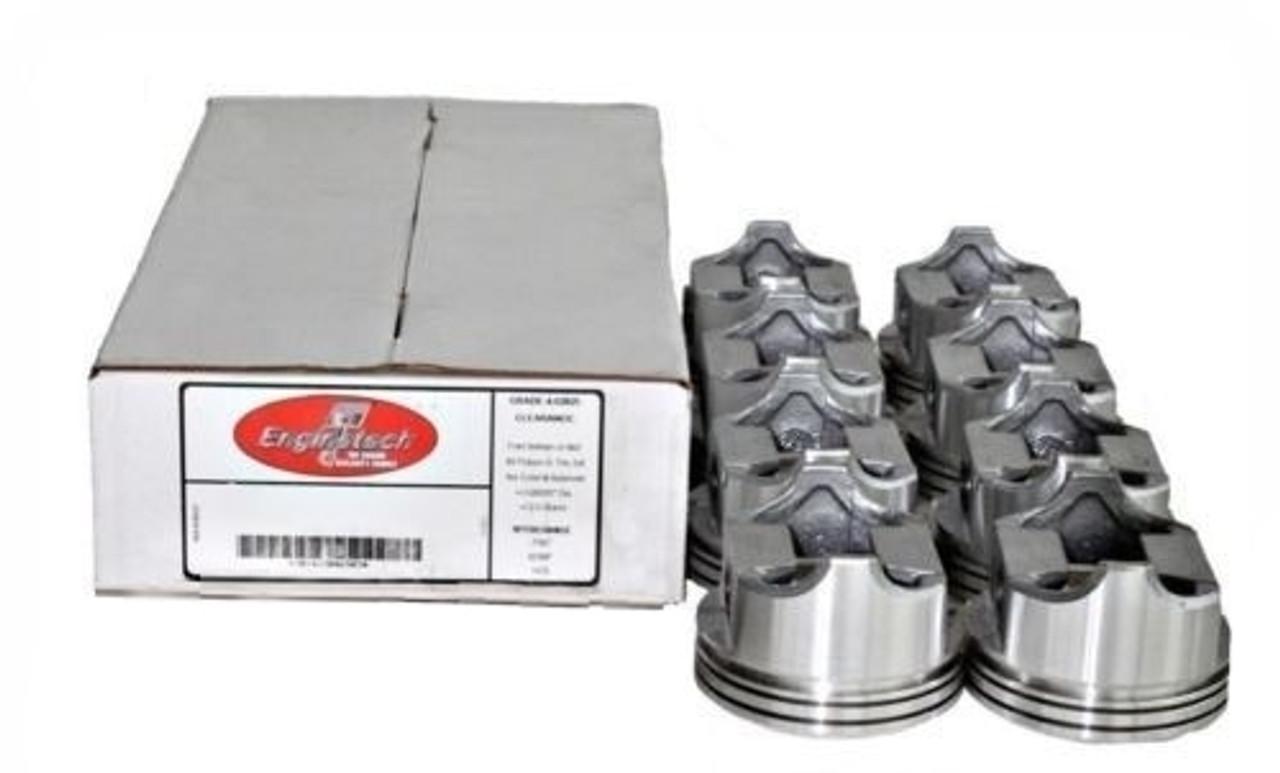 INC 8 STD P6008 Engine Piston Set ENGINETECH