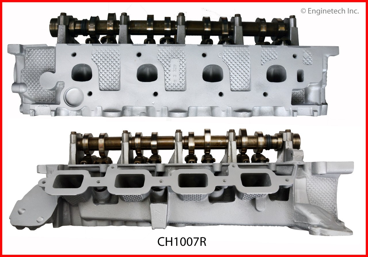 2001 Jeep Grand Cherokee 4 7l Engine Cylinder Head Assembly Ch1007r