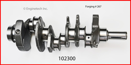 1985 Buick Regal 3.8L Engine Crankshaft Kit 102300 -33