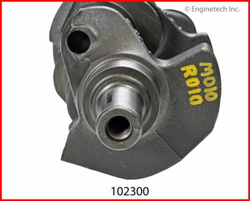1985 Buick Regal 3.8L Engine Crankshaft Kit 102300 -33