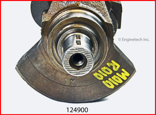 1985 Buick Skylark 2.8L Engine Crankshaft Kit 124900 -2