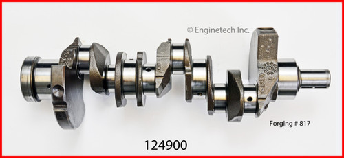 1985 Cadillac Cimarron 2.8L Engine Crankshaft Kit 124900 -3