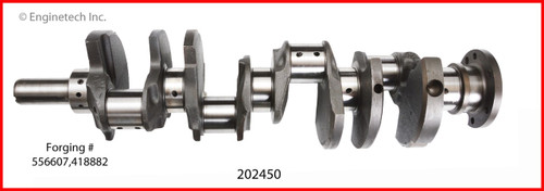 1985 Buick Riviera 5.0L Engine Crankshaft Kit 202450 -140