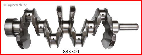 2001 Nissan Xterra 2.4L Engine Crankshaft Kit 833300 -37
