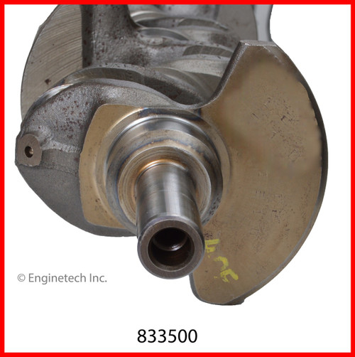2001 Nissan Frontier 2.4L Engine Crankshaft Kit 833500 -33