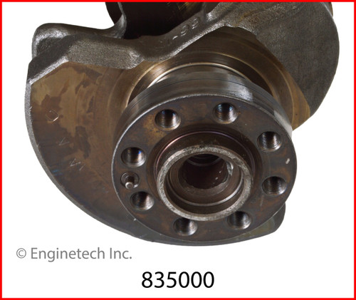 2007 Infiniti M35 3.5L Engine Crankshaft Kit 835000 -26