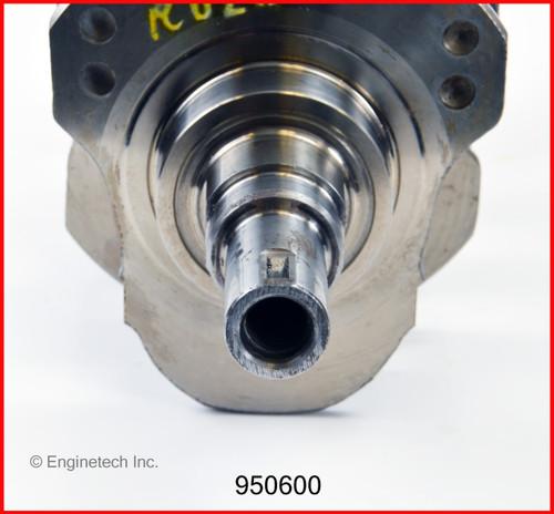 1998 Subaru Legacy 2.5L Engine Crankshaft Kit 950600 -4