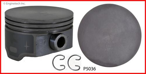 Engine Piston Set - Kit Part - P5036(8)