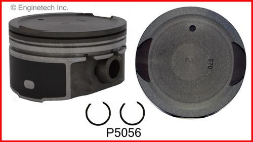 Engine Piston Set - Kit Part - P5056(8)