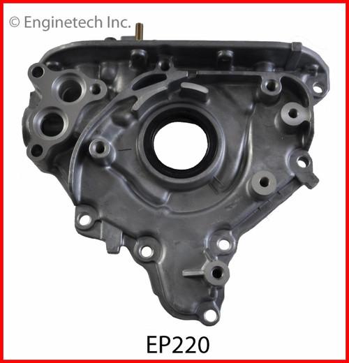 Enginetech HB197 Engine Cylinder Head Bolt Set