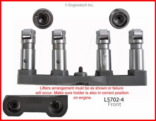 2011 Ram 1500 5.7L Engine Valve Lifter L5702-4 -89