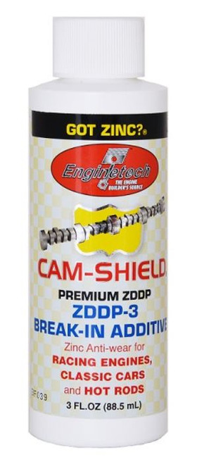 1985 American Motors Eagle 4.2L Engine Camshaft Break-In Additive ZDDP-3.P14116