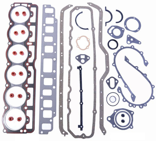 1985 American Motors Eagle 4.2L Engine Gasket Set J258L-76.P33