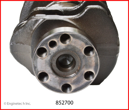 1991 Honda Civic 1.6L Engine Crankshaft Kit 852700.P7
