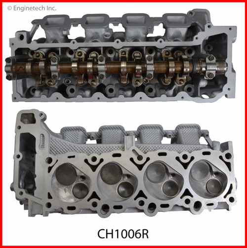 2006 Mitsubishi Raider 4.7L Engine Cylinder Head Assembly CH1006R.P34