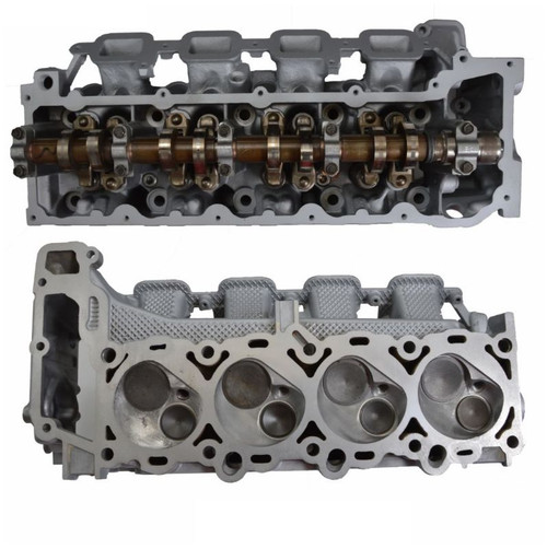2007 Mitsubishi Raider 4.7L Engine Cylinder Head Assembly CH1006R.P44