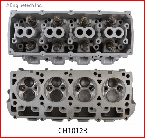 2006 Dodge Charger 5.7L Engine Cylinder Head Assembly CH1012R.P5