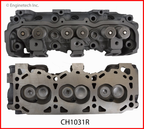 1998 Ford Ranger 4.0L Engine Cylinder Head Assembly CH1031R.P11