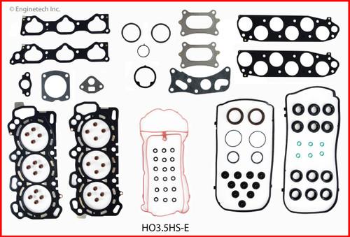 Gasket Set - 2008 Honda Odyssey 3.5L (HO3.5K-1.A5)