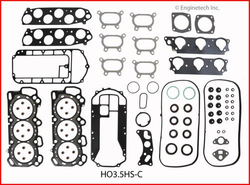Gasket Set - 2008 Honda Ridgeline 3.5L (HO3.5K-3.C24)