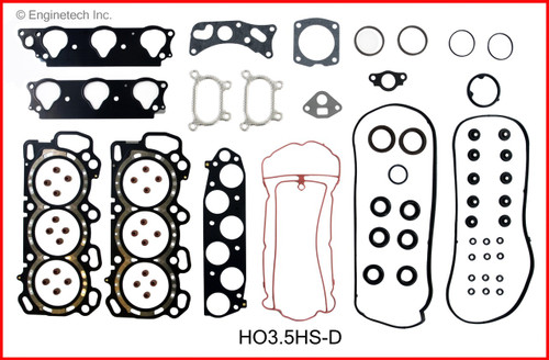 Gasket Set - 2007 Honda Odyssey 3.5L (HO3.5K-4.A3)