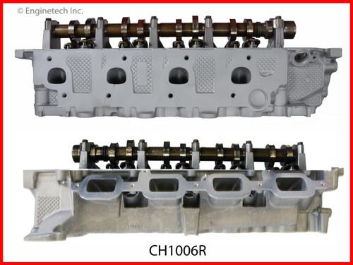 Cylinder Head Assembly - 2006 Mitsubishi Raider 4.7L (CH1006R.D34)