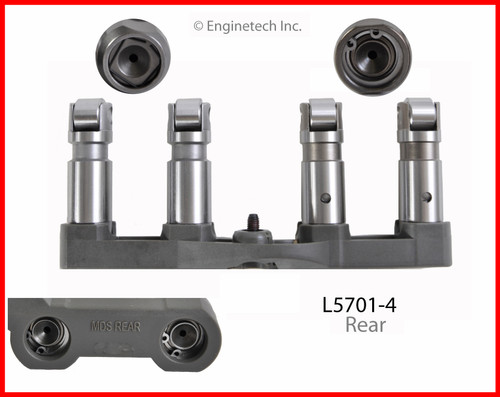 MDS Valve Lifters - 2009 Dodge Ram 2500 5.7L (L5701-4.F60)