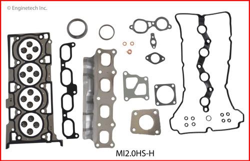 2015 Mitsubishi Lancer 2.0L Engine Gasket Set MI2.0K-6 -8
