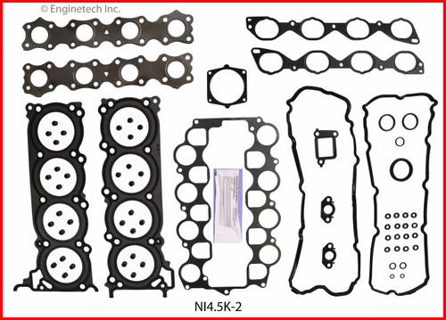 2008 Infiniti M45 4.5L Engine Gasket Set NI4.5K-2 -7