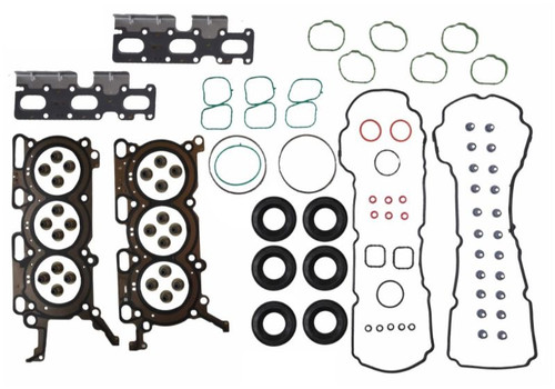 2008 Lincoln MKZ 3.5L Engine Cylinder Head Gasket Set F213HS-A -9