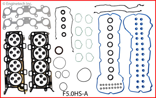 2012 Ford F-150 5.0L Engine Gasket Set F5.0K-1 -2
