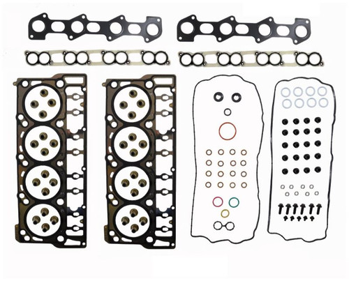 2009 Ford F-350 Super Duty 6.4L Engine Cylinder Head Gasket Set F6.4HS-A -4